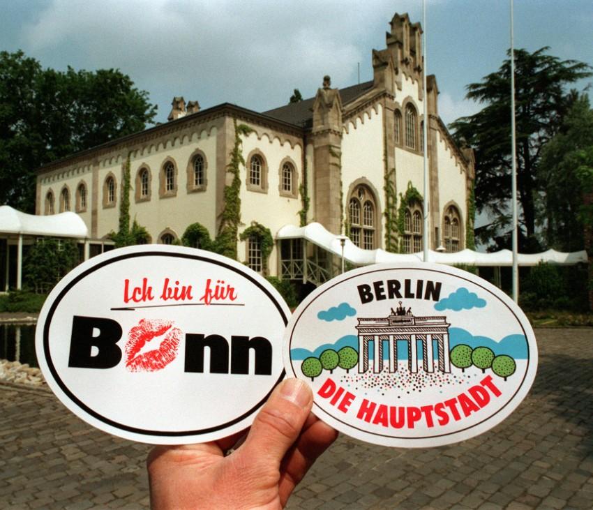 Kompletter Bonn-Berlin-Umzug der Ministerien weiterhin umstritten