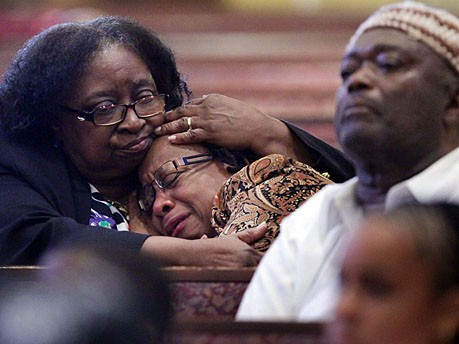 Michael Jackson - Bilder der Trauer
