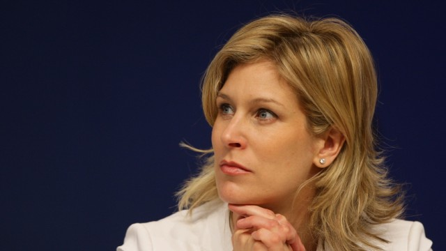 FDP-Politikerin Silvana Koch-Mehrin Plagiatsaffäre Doktorarbeit