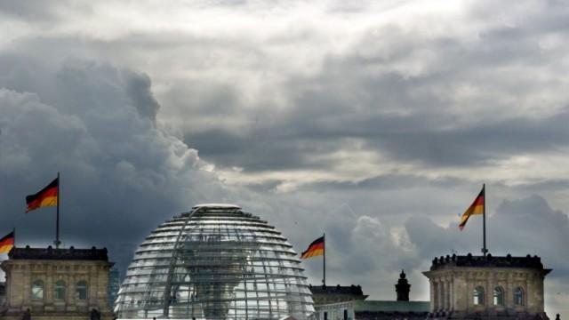 Im Visier islamistischer Gewalttäter: das Berlner Reichstagsgebäude, in dem sich der Deutsche Bundestag befindet