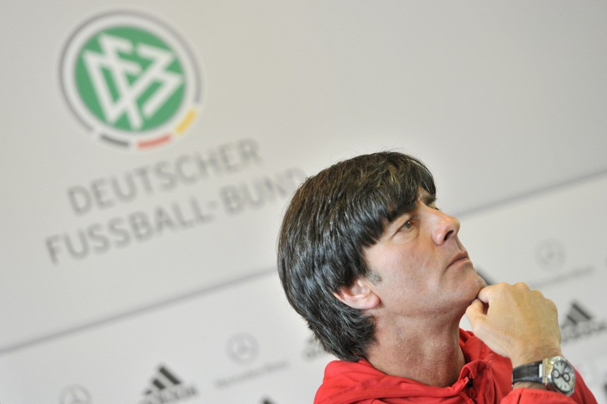 Pressekonferenz DFB - Joachim Löw