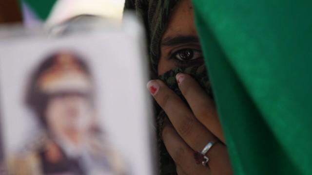 Bundesanwaltschaft ermittelt gegen Gaddafi
