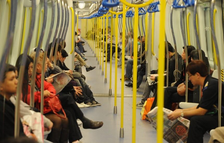 Hongkong U-Bahn metro