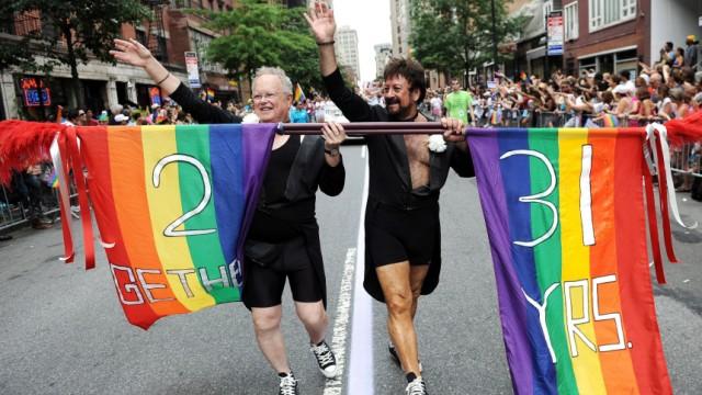 2011 Gay Pride Parade