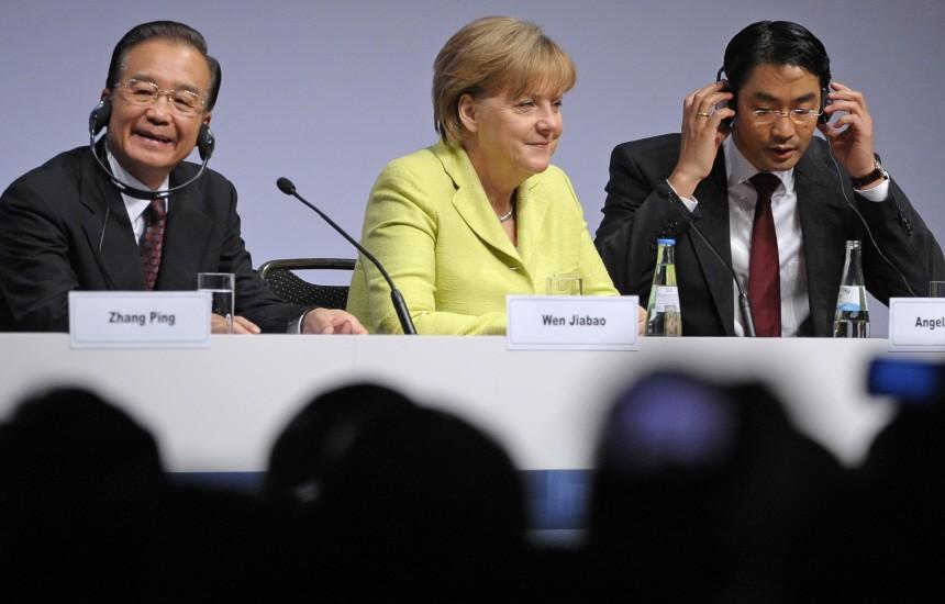 Deutsch-Chinesisches Forum fuer wirtschaftliche und technologische Zusammenarbeit