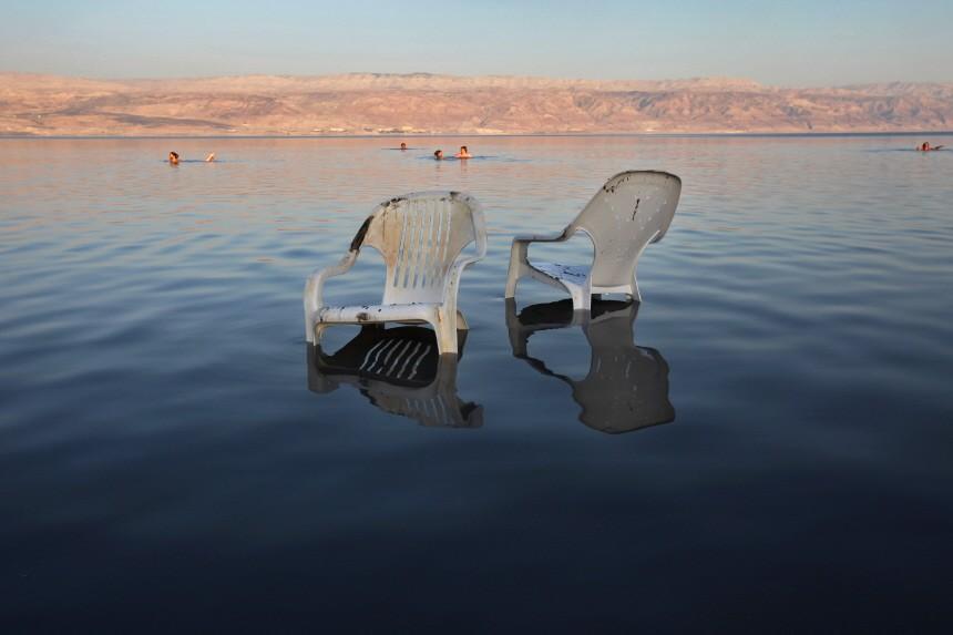 Dead Sea Finalist In New Seven Natural Wonders Contest