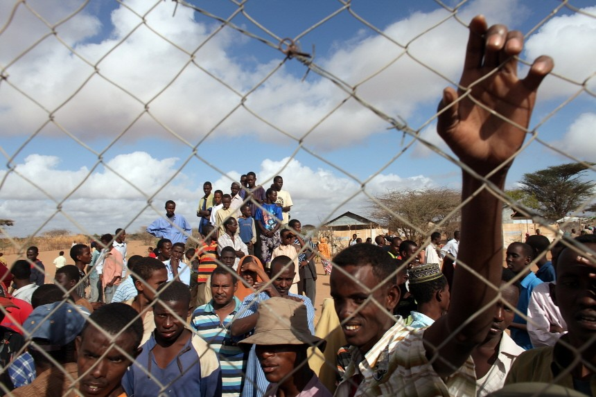 Somali Refugees Live Desperate Existence In Camps In Neighboring Kenya