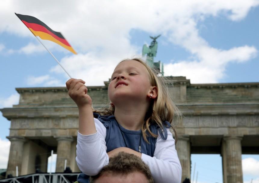 60 Jahre Bundesrepublik - Bürgerfest in Berlin