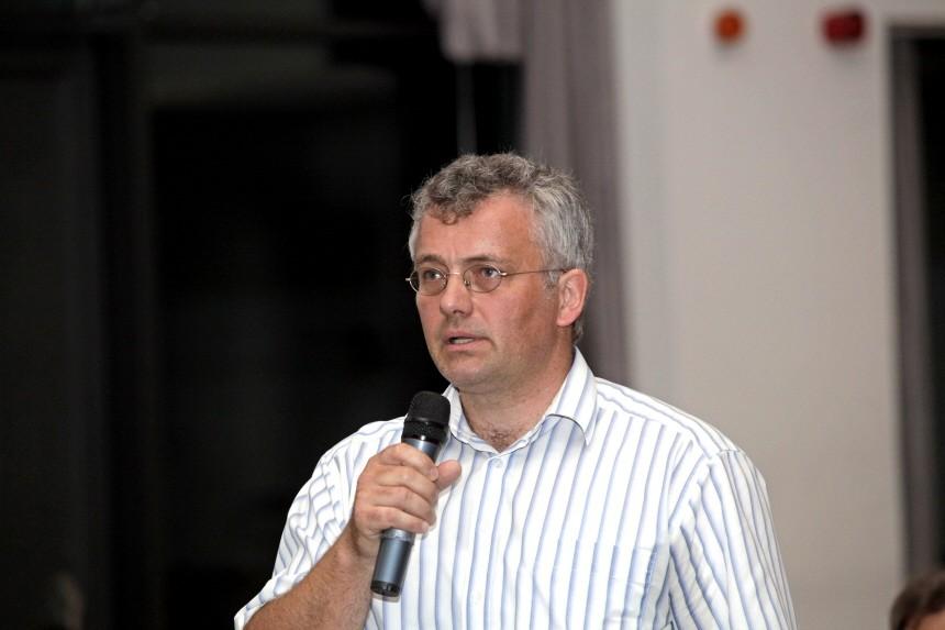 SZ  Podiumsdiskussion zum Thema Energiewende
