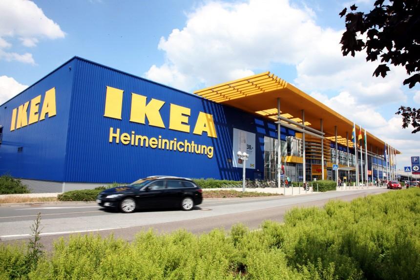 Explosion in Ikea-Filiale Dresden