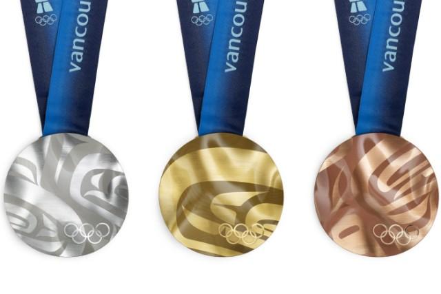 Vancouver 2010 - Medaillen