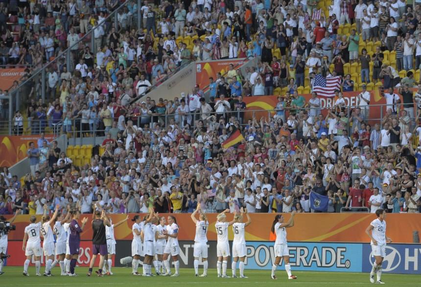 Fussball-WM: USA - Nordkorea