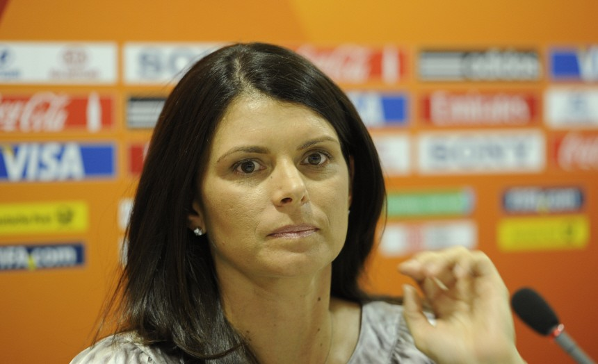 Fussball-WM: Pressekonferenz USA