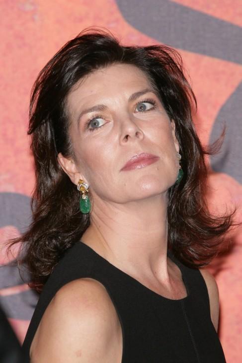 Rosenball in Monaco - Prinzessin Caroline