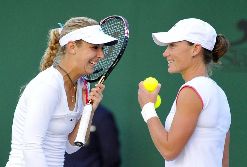 Women's Doubles Semi Finals