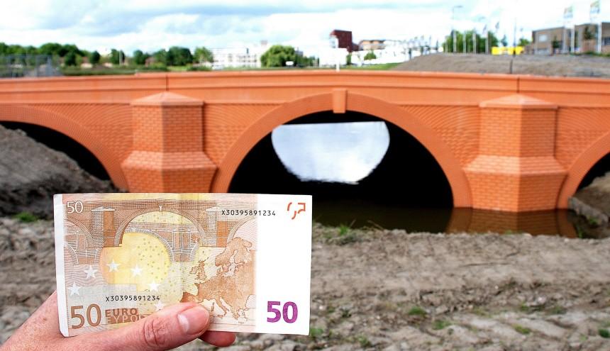'Euro'-Brücken werden in den Niederlanden nachgebaut