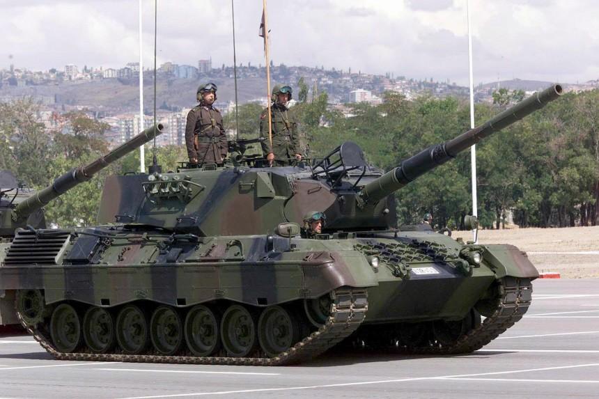 Deutsche Firmen verdreifachen Rüstungsexporte