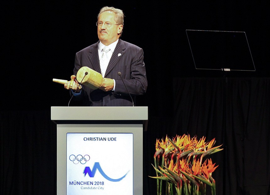 International Olympic Committee's (IOC) 123rd annual meeting in D