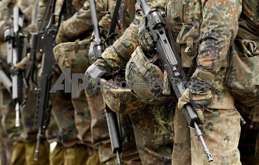 g36 Bundeswehr Heckler koch