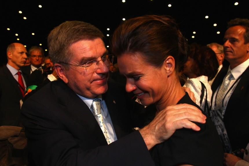 123rd IOC Session Durban - 2018 Olympics Announcement