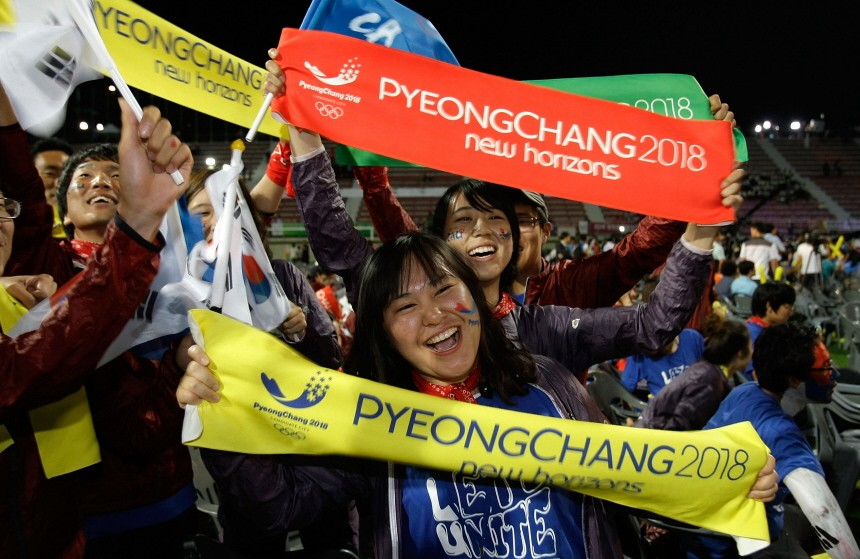 Pyeongchang Reacts To The IOC Decision On 2018 Olympic Winter Games Host City