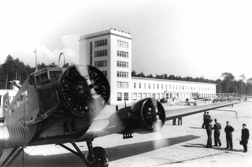75 Jahre Frankfurter Flughafen