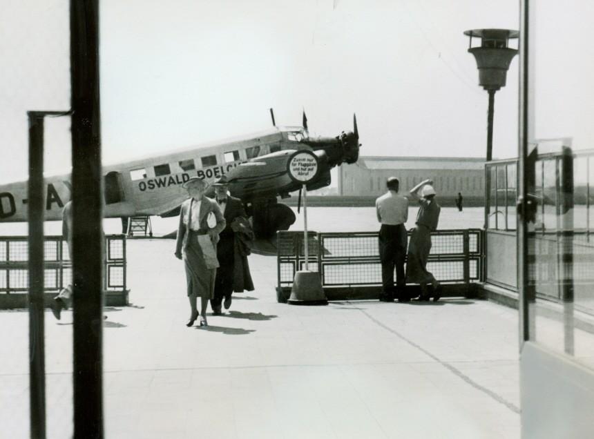 75 Jahre Flughafen Frankfurt
