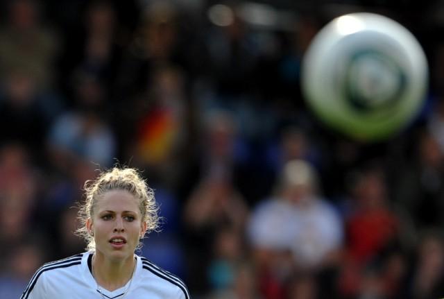 Training der deutschen Nationalmannschaft der Frauen