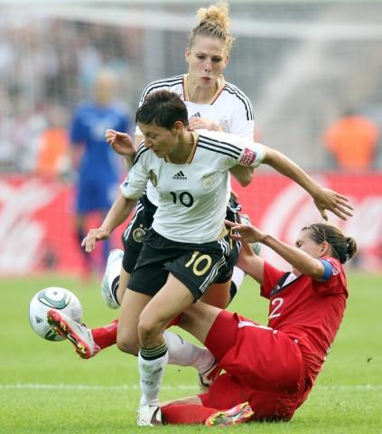 WM-Eroeffnungsspiel: Deutschland - Kanada