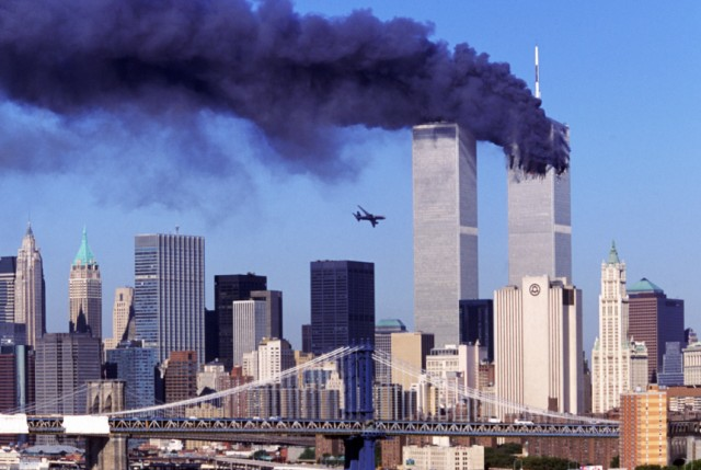 Terroranschlag auf des World Trade Center, 2001