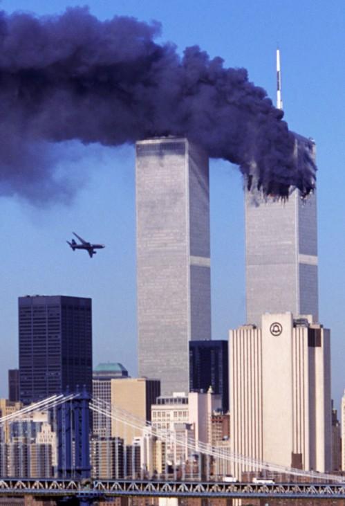 Terroranschlag auf des World Trade Center, 2001