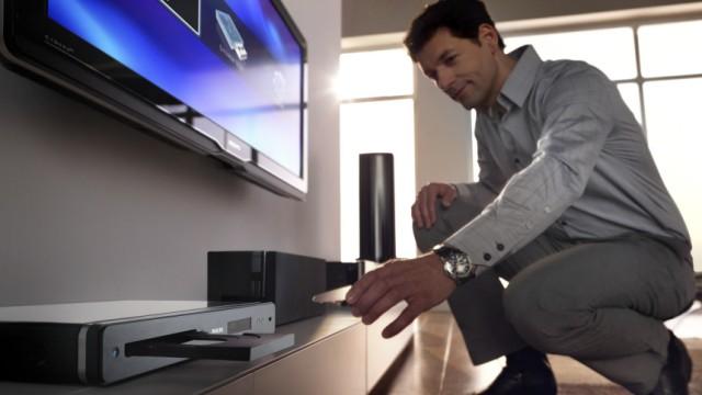 Heimkino mit vielen Extras - Blu-ray-Player sind Alleskönner