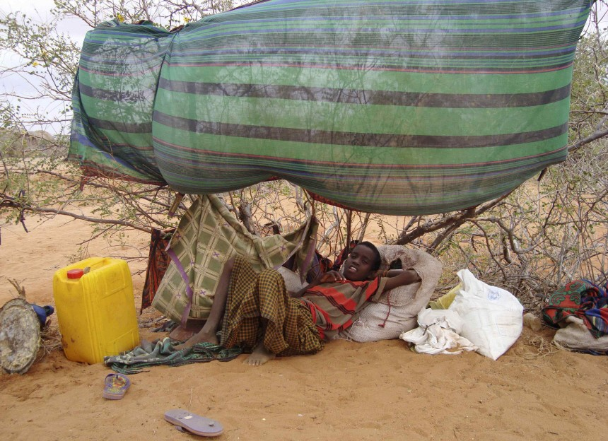To match Feature ETHIOPIA-DROUGHT/