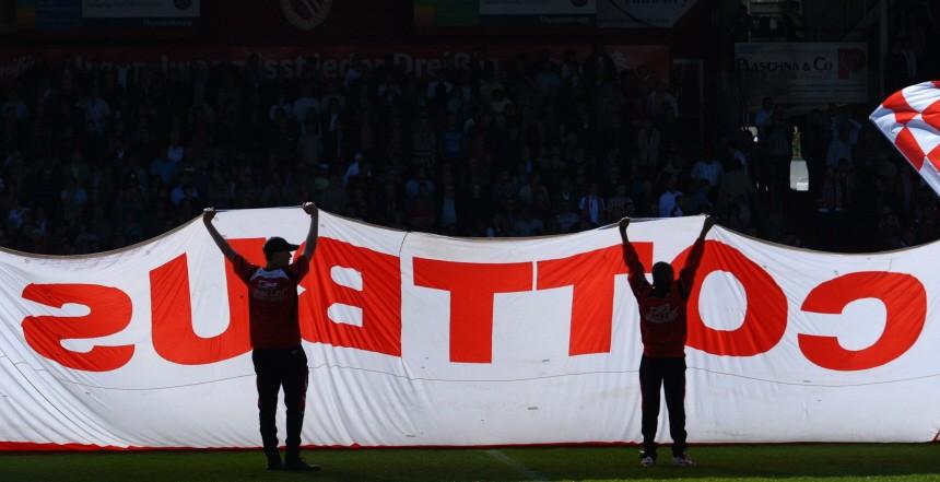 Energie Cottbus v Arminia Bielefeld - Bundesliga