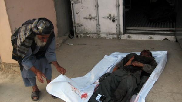 Ahmed Wali Karzai, brother of Afghan President Hamid Karzai kille