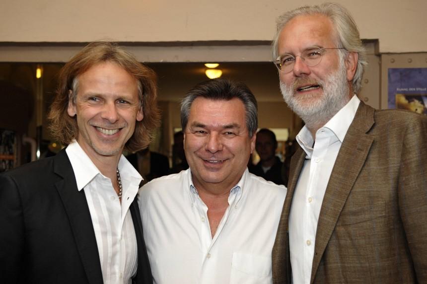 Waldemar Hartmann feiert mit Solo-Buehnenprogramm Premiere