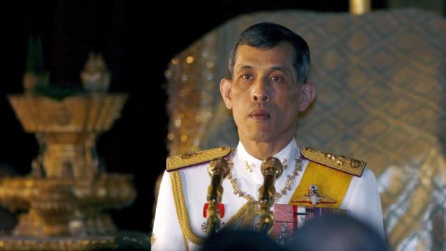 Flugzeug von Thailands Kronprinz gepfändet