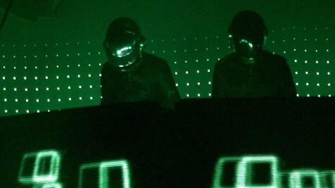 Daft Punk alias Thomas und Guy-Manuel