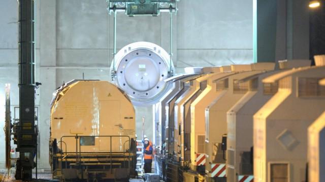 Oettinger will Atommuellexport verbieten