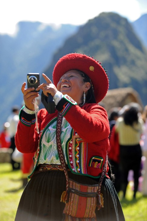 PERU CELEBRATES THE ONE HUNDRED YEARS OF THE DISCOVERY OF MACHU P