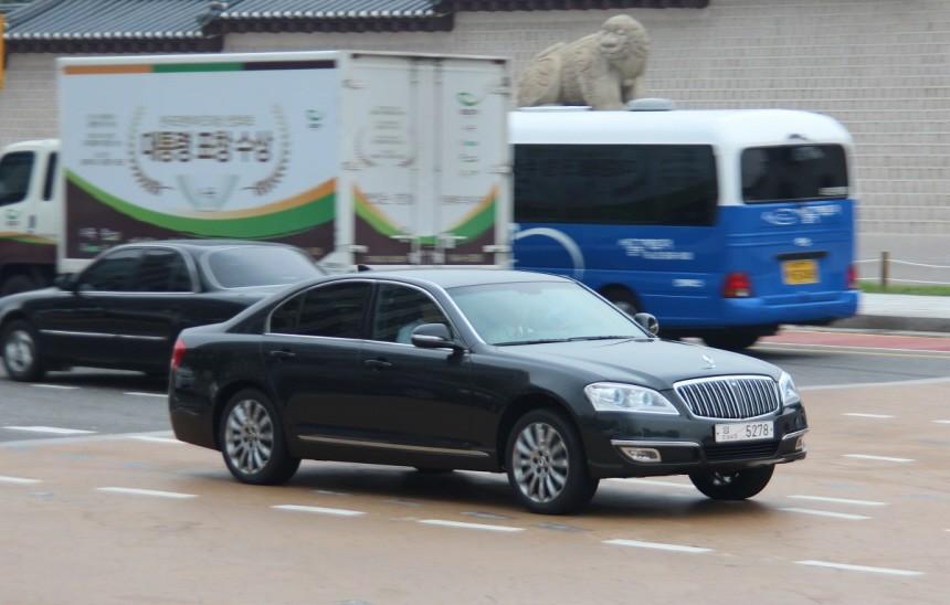 Koreas skurrile S-Klasse