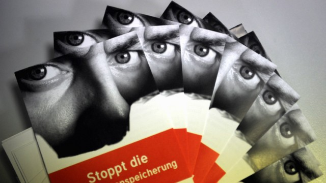 Karlsruhe verhandelt ueber Beschwerden gegen Datenspeicherung
