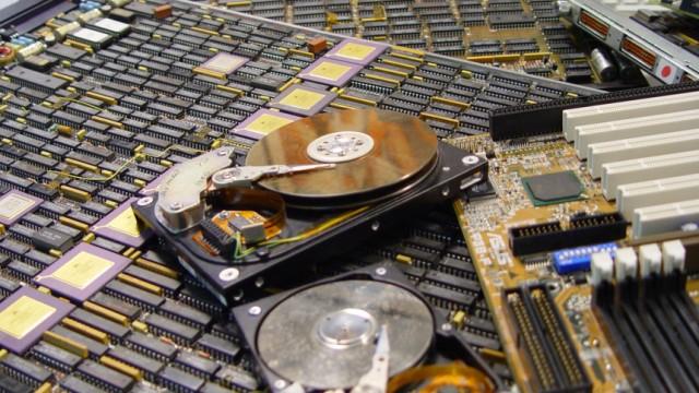 Auferstanden aus Platinen - Hardware neu nutzen statt wegwerfen