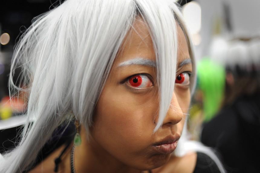 Comic Con International 2011 - Opening Day