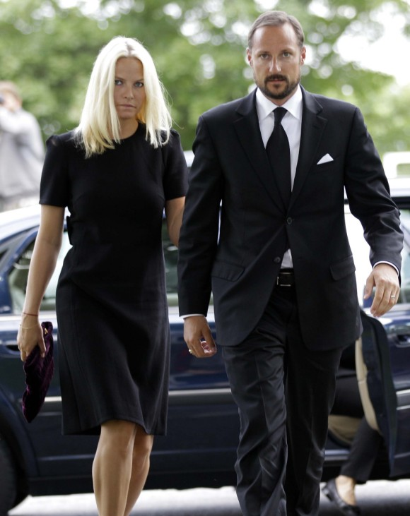 Haakon,  Mette-Marit