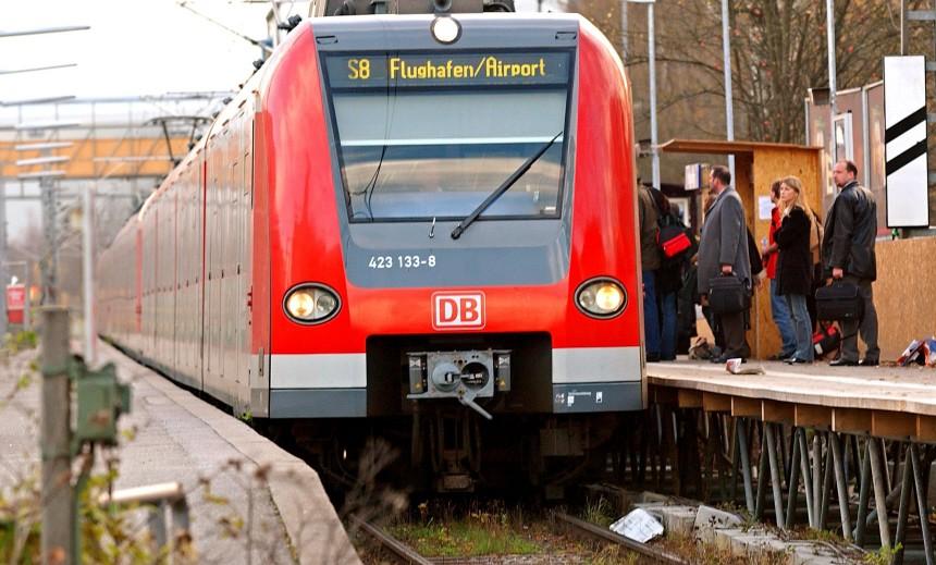 Laerm geparkter S-Bahnen macht Anwohner wuetend und krank