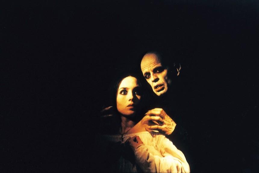 Klaus Kinski und Isabelle Adjani in dem Film NOSFERATU - PHANTOM DER NACHT