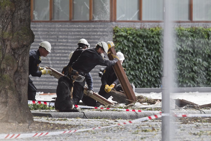 Norway attacks aftermath and mourning