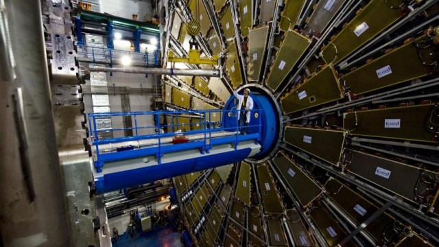 Teilchenbeschleuniger LHC nimmt Betrieb auf