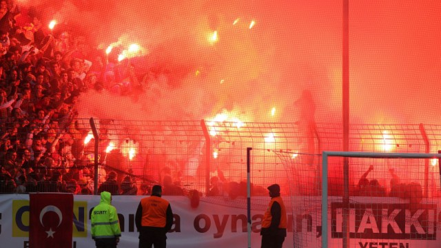 Galatasaray Istanbul - Inter Mailand